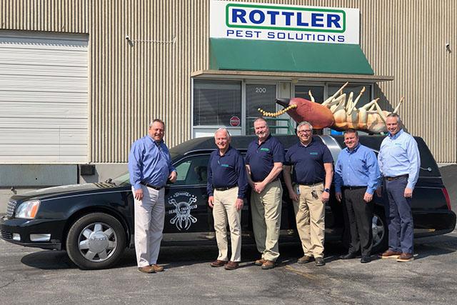 Rottler Pest & Lawn Services (Riverside, MO)